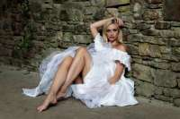 After Wedding - Trash-the-dress Shooting - Fotograf OWL Kreis Lippe Kalletal - 19