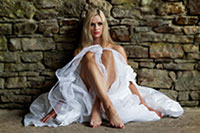 After Wedding - Trash-the-dress Shooting - Fotograf OWL Kreis Lippe Kalletal - 22