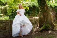 After Wedding - Trash-the-dress Shooting - Fotograf OWL Kreis Lippe Kalletal - 24