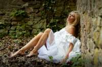 After Wedding - Trash-the-dress Shooting - Fotograf OWL Kreis Lippe Kalletal - 30