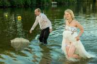 After Wedding - Trash-the-dress Shooting - Fotograf OWL Kreis Lippe Kalletal - 67