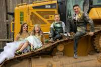 After Wedding - Trash-the-dress Shooting - Fotograf OWL Kreis Lippe Kalletal - 85
