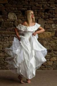 After Wedding - Trash-the-dress Shooting - Fotostudio OWL Kreis Lippe Kalletal - 1