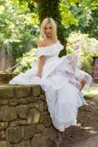 After Wedding - Trash-the-dress Shooting - Fotostudio OWL Kreis Lippe Kalletal - 29
