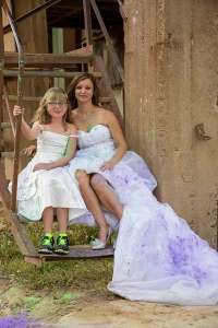 After Wedding - Trash-the-dress Shooting - Fotostudio OWL Kreis Lippe Kalletal - 50