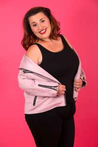 Plus Size Shooting - Curvy Model - Fotostudio OWL - 2