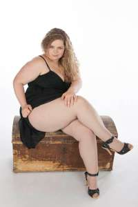 Plus Size Shooting - mollige Frauen - Dicke - Curvy Model - Fotostudio OWL - 22