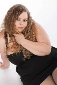 Plus Size Shooting - mollige Frauen - Dicke - Curvy Model - Fotostudio OWL - 31