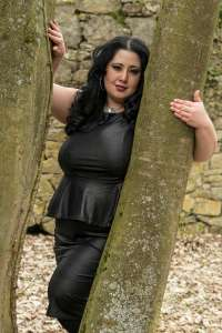 Plus Size Shooting - mollige Frauen - Dicke - Curvy Model - Fotostudio OWL - 32