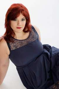 Plus Size Shooting - mollige Frauen - Dicke - Curvy Model - Fotostudio OWL - 48