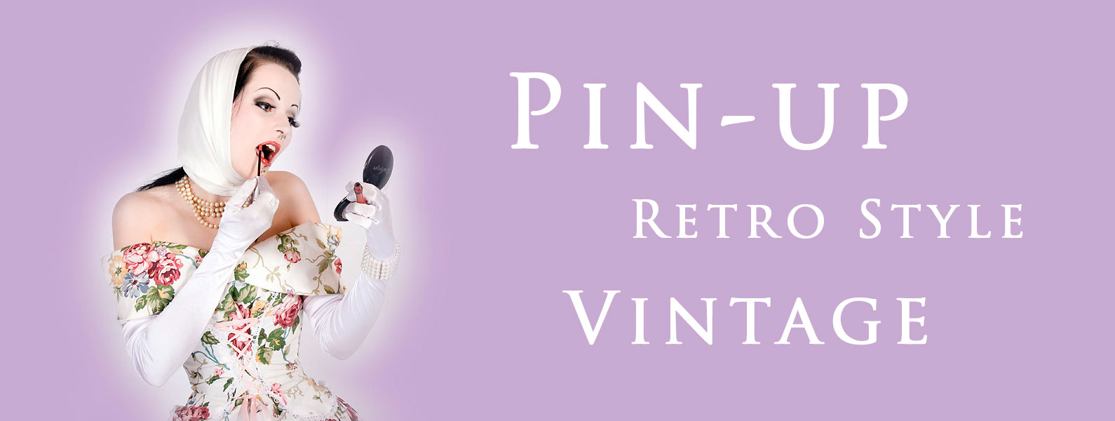 Pin-up Shooting - Make-up - Hairstyling - Retro Style - Fotostudio Kalletal